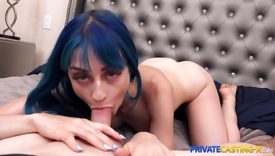 Private Casting-X - Jewelz Blu - Hottie straight from the shoulder apropos bonk anytime