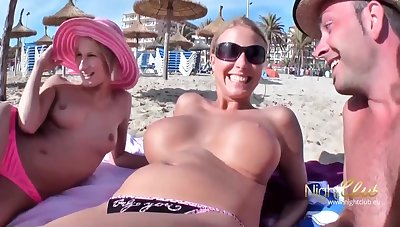 Corona Sex Urlaub Auf Malle - Paris Pink