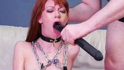 Big cock dominates guy compilation xxx Slavemouth Alexa