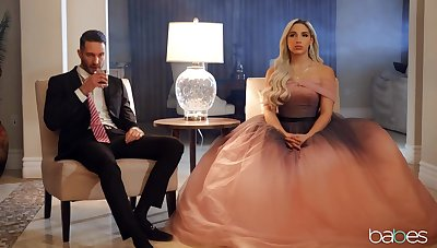 Polluted princess abella danger is disgruntled & horny